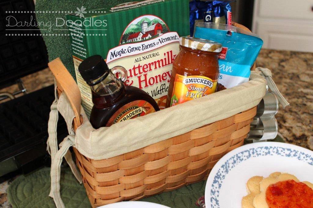Best ideas about Breakfast Gift Basket Ideas . Save or Pin Best 25 Bridal shower baskets ideas on Pinterest Now.