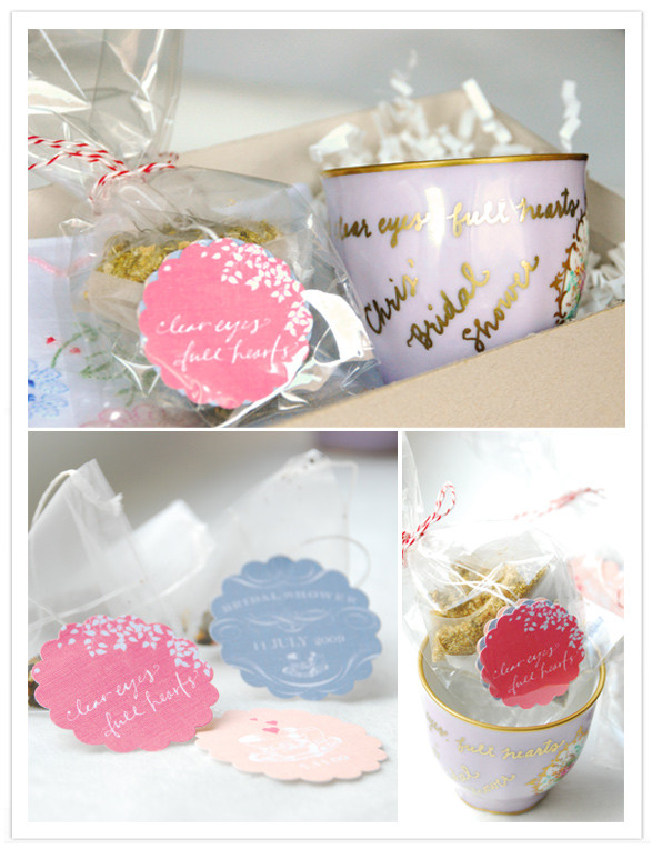 Best ideas about Bridal Shower Favors DIY . Save or Pin DIY Bridal Shower Favor by Mika 78 Paperfinger Now.