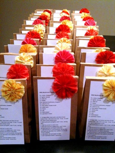 Best ideas about Bridal Shower Favors DIY . Save or Pin DIY Bridal Shower Recipe favors Now.