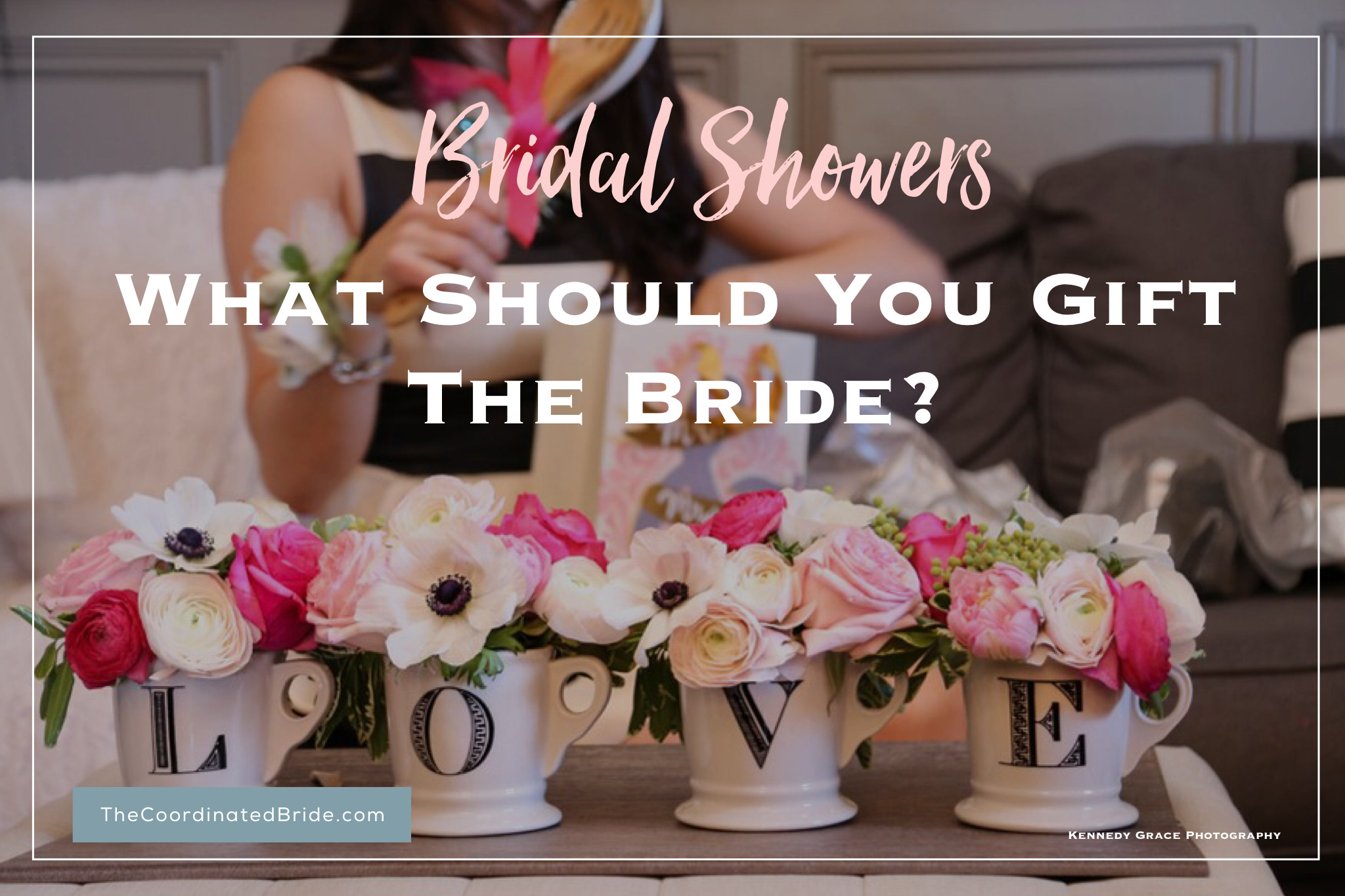 Best ideas about Bridal Shower Gift Ideas For Her . Save or Pin Coordinated Conversations What should you t the bride Now.
