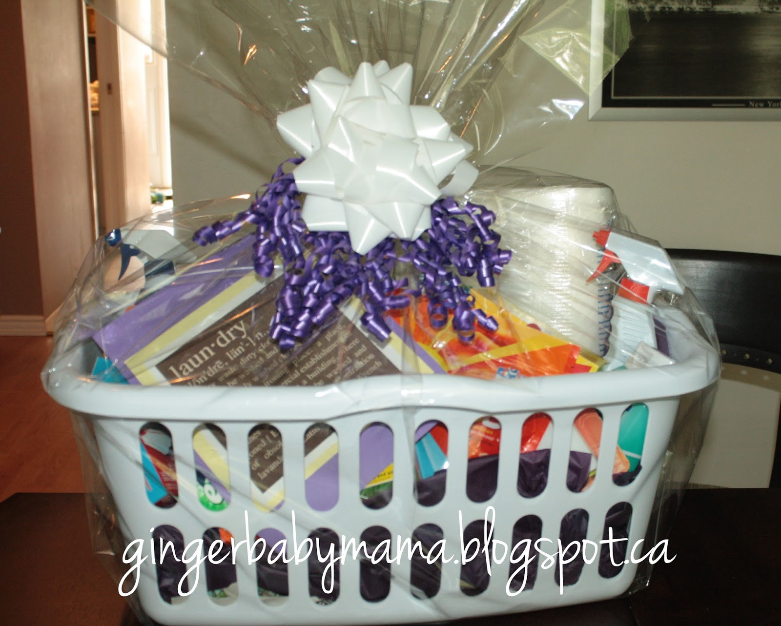 Best ideas about Bridal Shower Gift Ideas . Save or Pin GingerBabyMama Fun Practical Bridal Shower Gift Now.