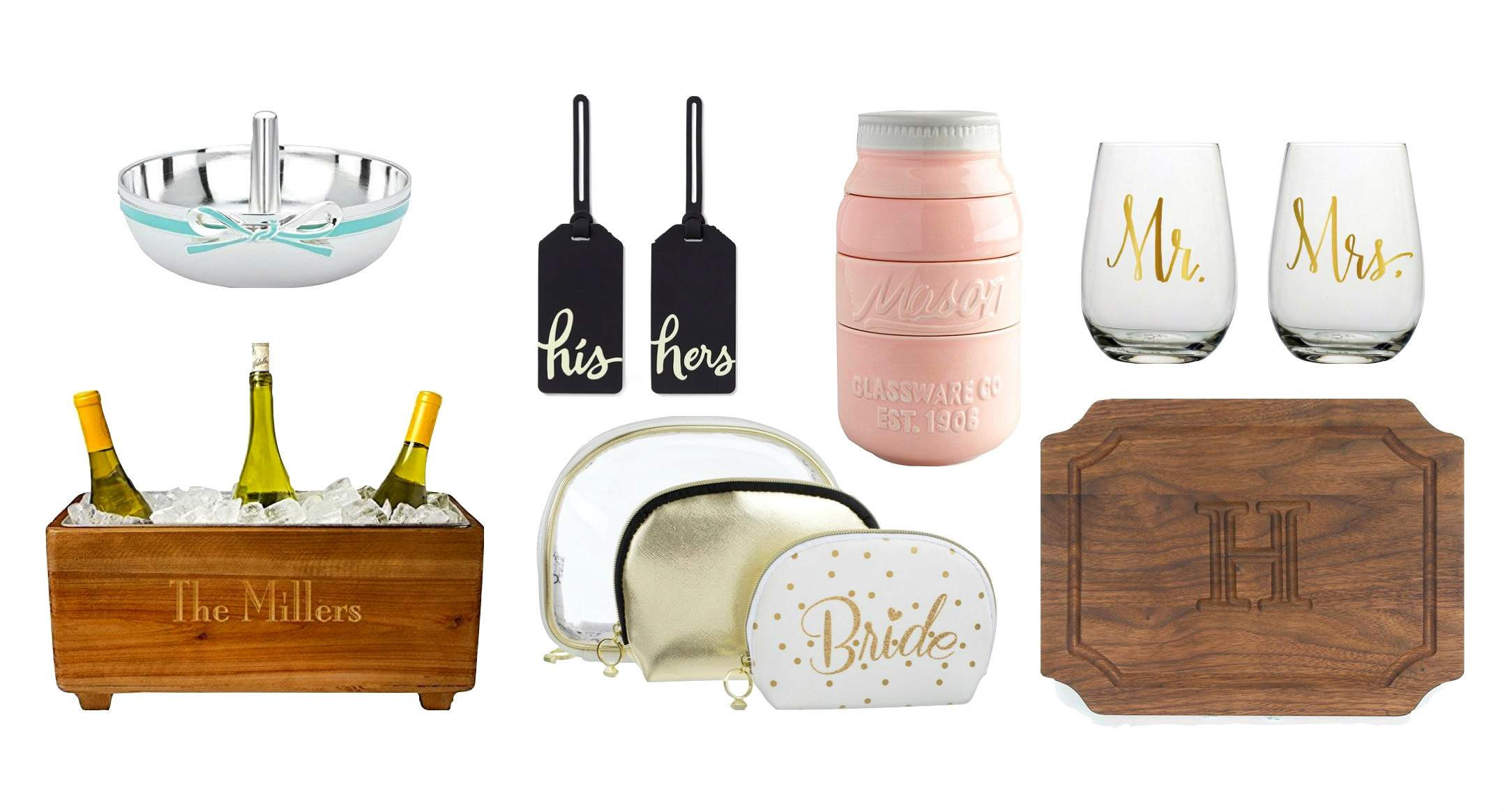 Best ideas about Bridal Shower Gift Ideas . Save or Pin Top 25 Best Bridal Shower Gifts Now.