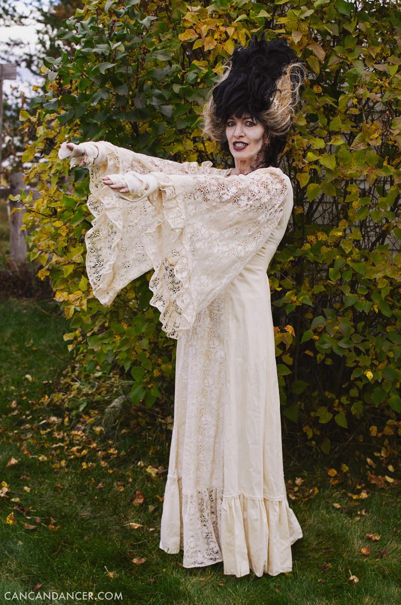 Best ideas about Bride Of Frankenstein Costume DIY . Save or Pin DIY Halloween Costume 5 – Bride of Frankenstein Now.