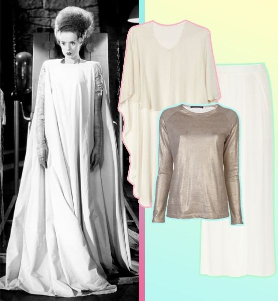 Best ideas about Bride Of Frankenstein Costume DIY . Save or Pin 19 best halloween costumes images on Pinterest Now.
