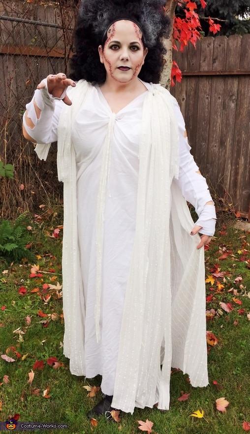 Best ideas about Bride Of Frankenstein Costume DIY . Save or Pin Women s Bride of Frankenstein Costume Now.