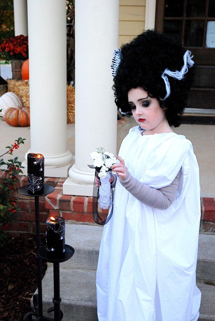 Best ideas about Bride Of Frankenstein Costume DIY . Save or Pin DYI Martha Stewart Costume Bride of Frankenstein Now.