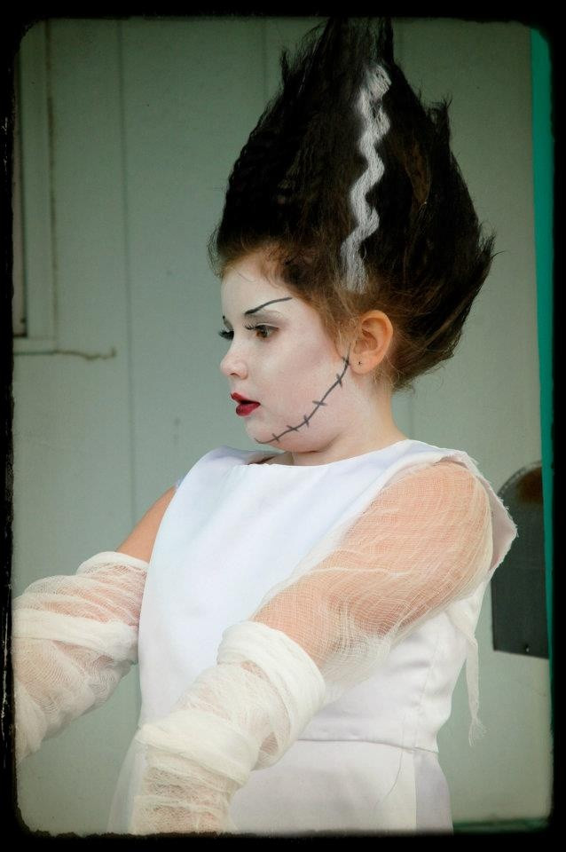 Best ideas about Bride Of Frankenstein Costume DIY . Save or Pin 100 ideas to try about costumes Now.