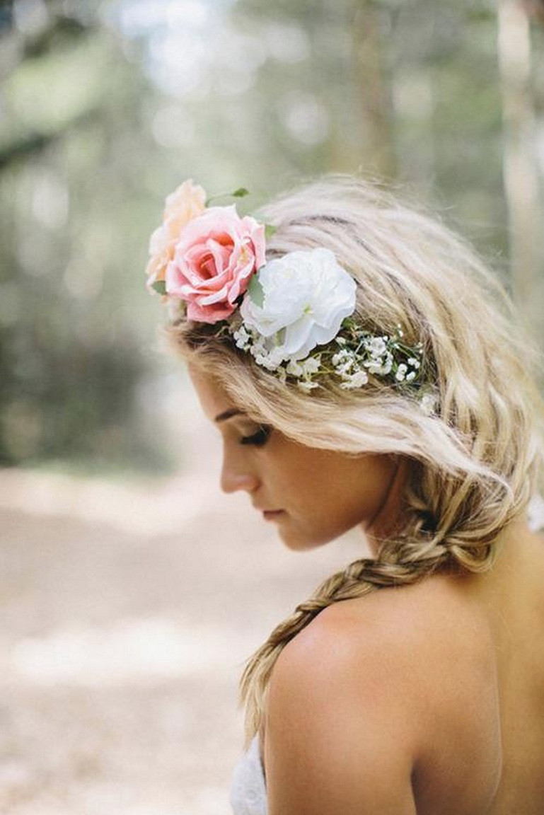 Best ideas about Brides Hairstyles . Save or Pin Pick the best ideas for your trendy bridal hairstyle Now.