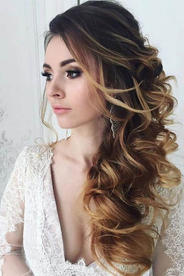 Best ideas about Brides Hairstyles . Save or Pin Top 20 Vintage Wedding Hairstyles For Brides Oh Best Day Now.