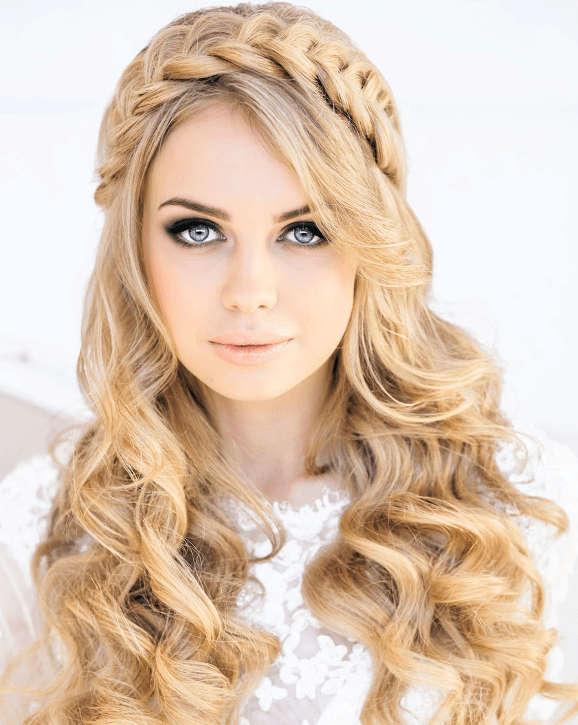 Best ideas about Brides Hairstyles . Save or Pin 30 Wedding Hairstyles For Brides Style Arena Now.