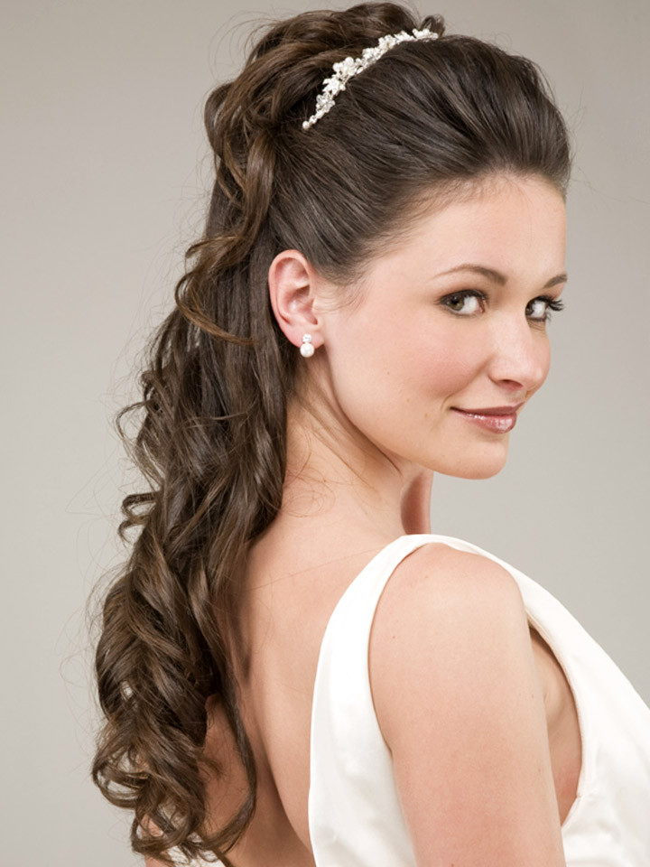 Best ideas about Brides Hairstyles . Save or Pin Wedding Litoon Wedding Hairstyles Now.