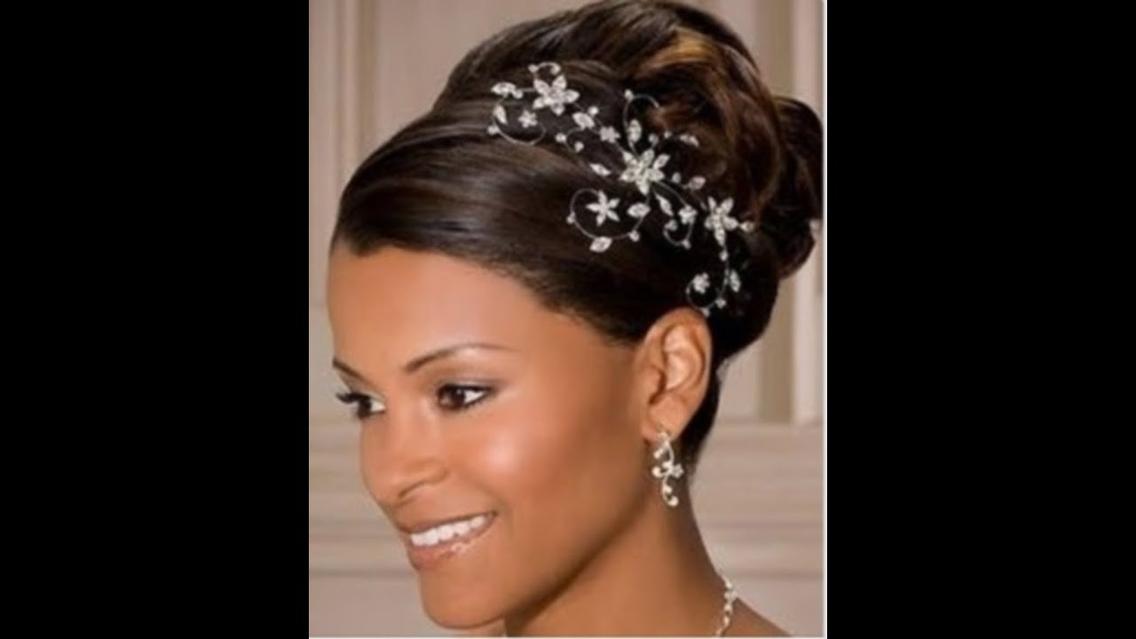 Best ideas about Brides Hairstyles . Save or Pin 50 Wedding Hairstyles for Nigerian Brides and Black Now.