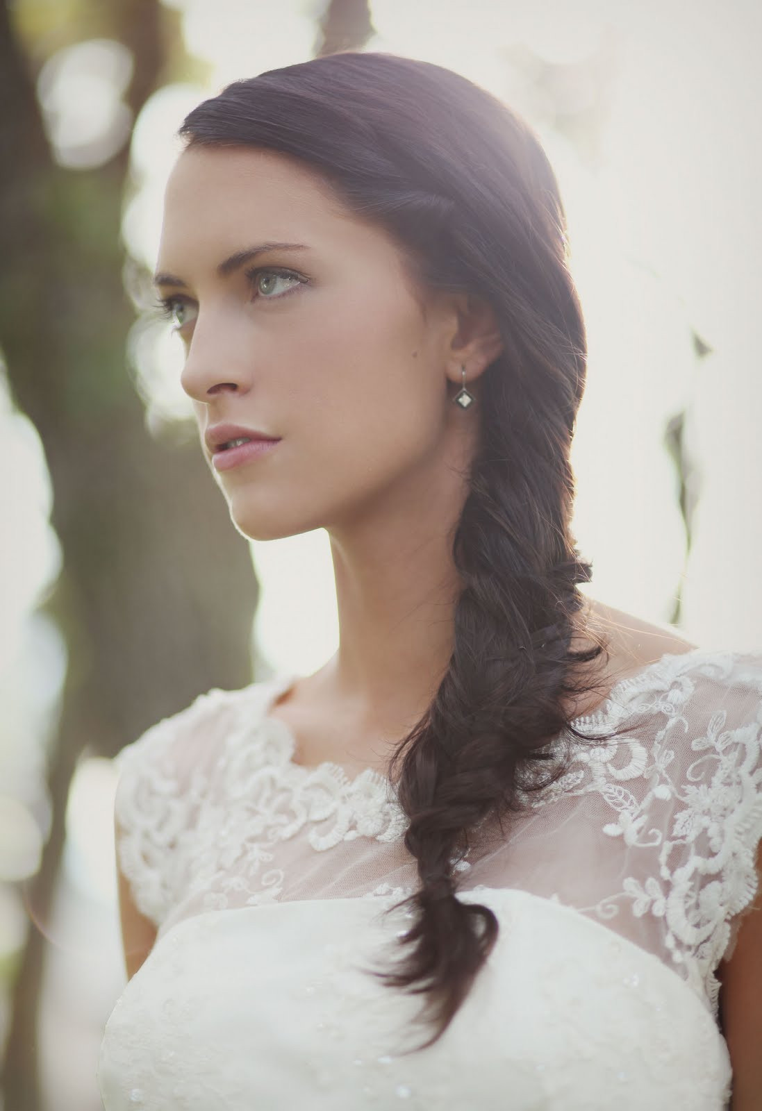Best ideas about Brides Hairstyles . Save or Pin 10 Bridal Hairstyle Ideas for Fine Hair Hair World Magazine Now.