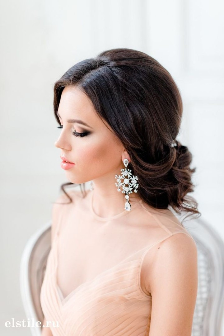 Best ideas about Brides Hairstyles . Save or Pin Stunning Wedding Hairstyles for Every Bride MODwedding Now.