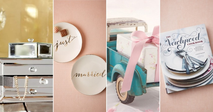 Best ideas about Bridesmaid Gift Ideas Under 20 . Save or Pin 20 Wedding Gift Ideas for Under $50 Now.