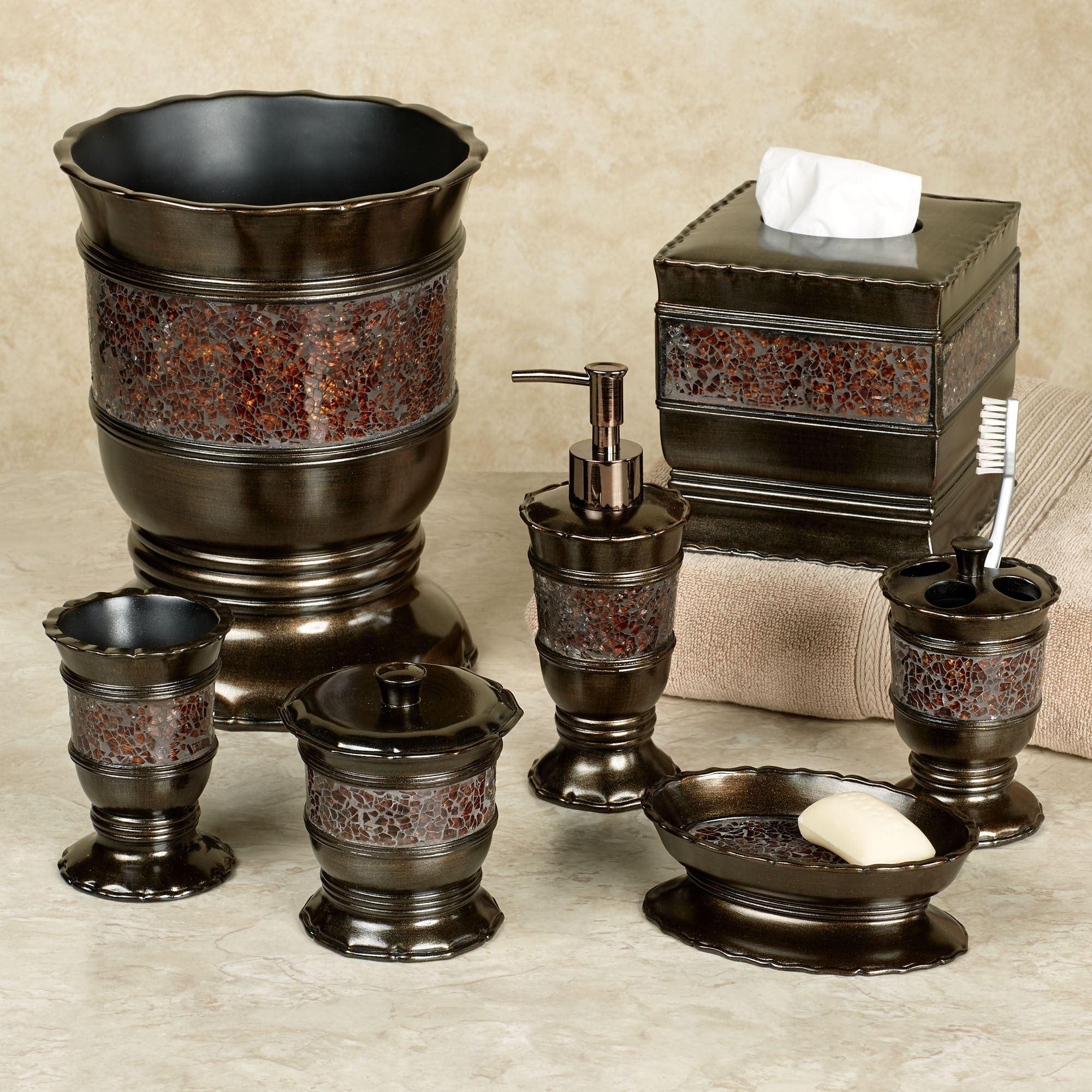 Best ideas about Bronze Bathroom Accessories . Save or Pin Prescott Bronze Bath Accessories Now.
