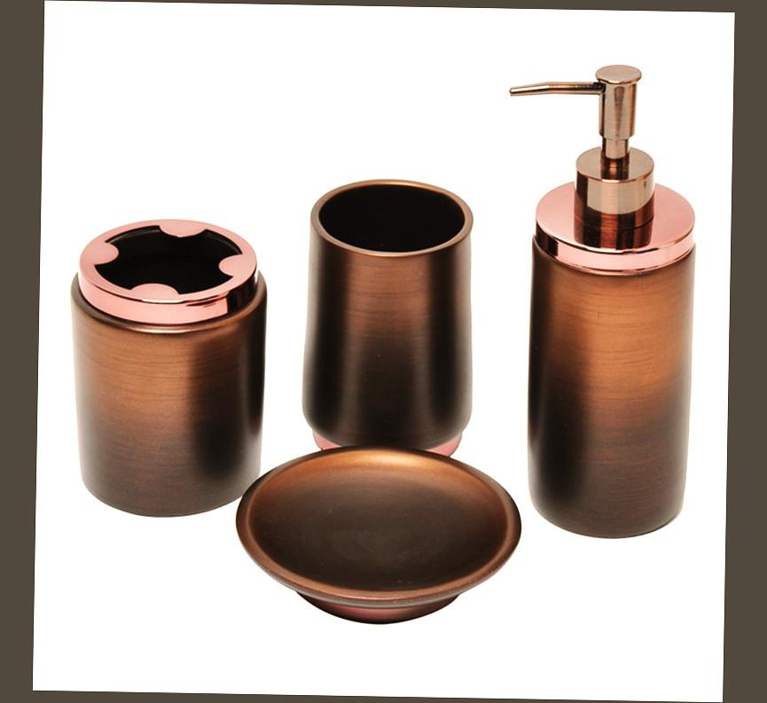 Best ideas about Bronze Bathroom Accessories . Save or Pin BEST Oil Rubbed Bronze Bathroom Accessories Ellecrafts Now.