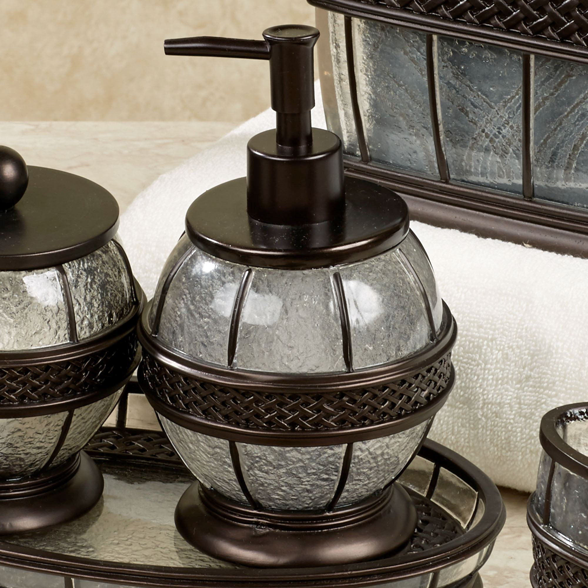 Best ideas about Bronze Bathroom Accessories . Save or Pin Ice Bath Accessories Now.