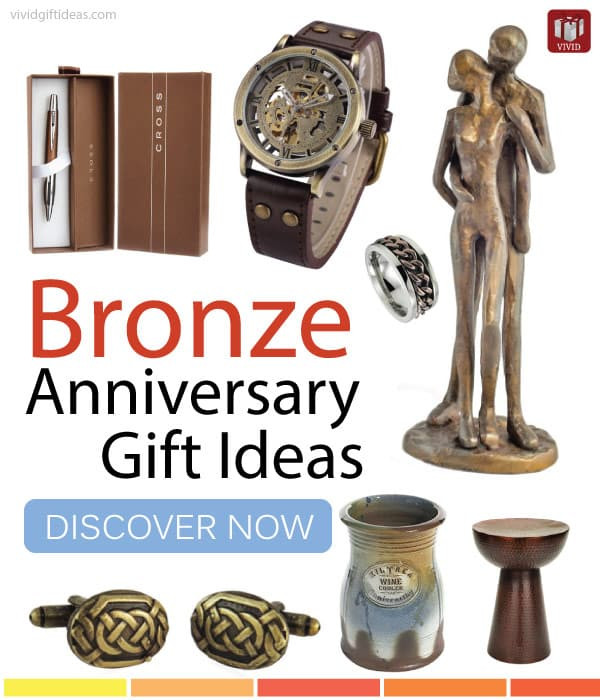 Best ideas about Bronze Gift Ideas . Save or Pin Top Bronze Anniversary Gift Ideas for Men Vivid s Now.