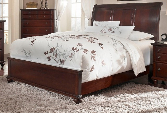Best ideas about Broyhill Bedroom Set . Save or Pin Broyhill Hayden Place Sleigh Bed 4647 27 SET Now.