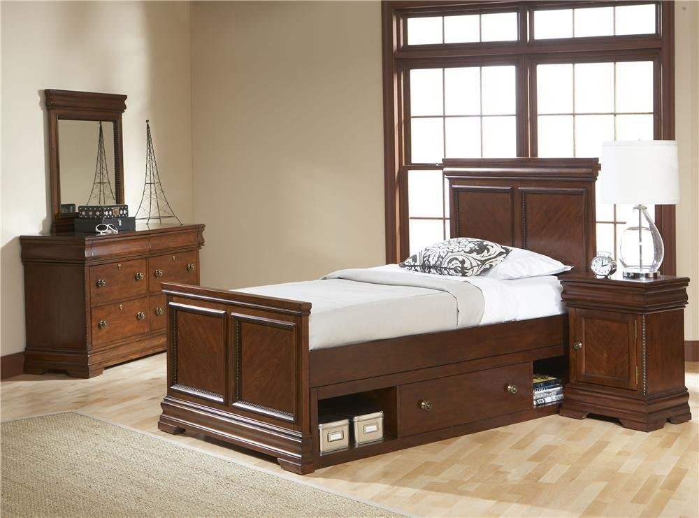 Best ideas about Broyhill Bedroom Set . Save or Pin Broyhill Furniture Nouvelle Collection Youth Sleigh Now.