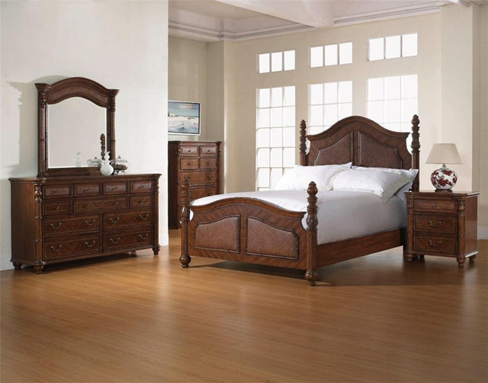 Best ideas about Broyhill Bedroom Set . Save or Pin Broyhill Furniture Sunset Pointe Collection Four Post Now.