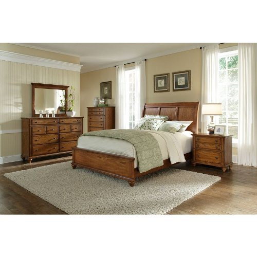 Best ideas about Broyhill Bedroom Set . Save or Pin Amazon Broyhill Hayden Place Sleigh Bedroom Set in Now.