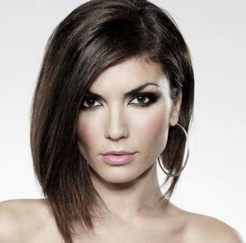 Best ideas about Brunette Bob Hairstyles . Save or Pin 20 Brunette Bob Hairstyles 2014 Now.