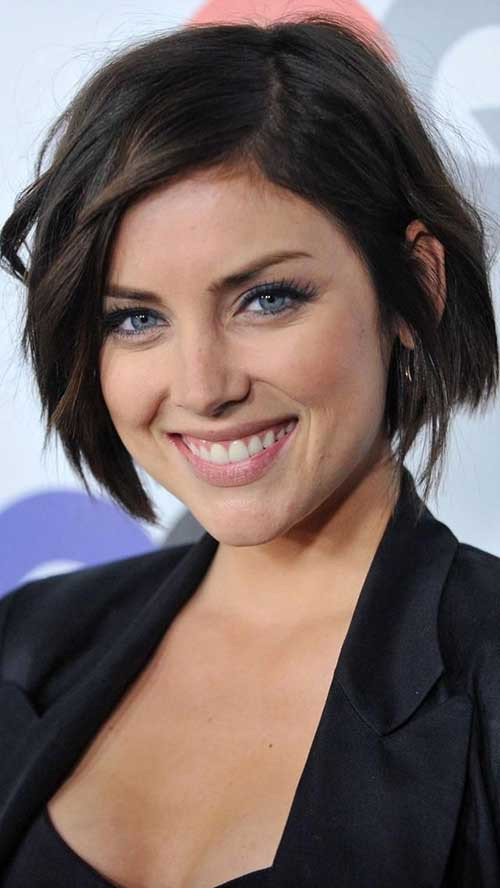 Best ideas about Brunette Bob Hairstyles . Save or Pin 30 Brunette Bob Hairstyles 2015 2016 Now.