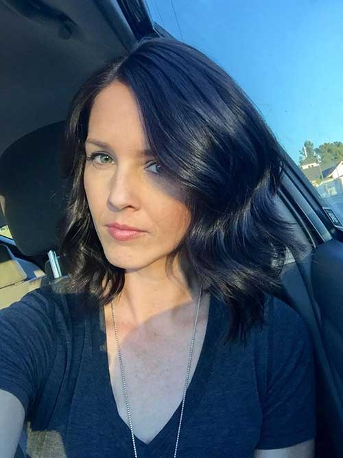 Best ideas about Brunette Bob Hairstyles . Save or Pin 20 Brunette Bob Hairstyles Now.