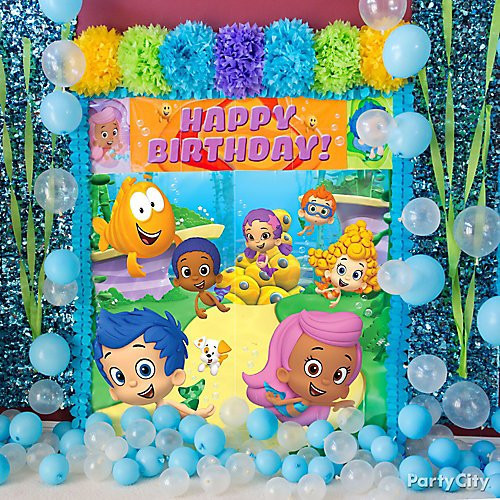 Best ideas about Bubble Guppie Birthday Party Ideas . Save or Pin Bubble Guppies Party Ideas Now.