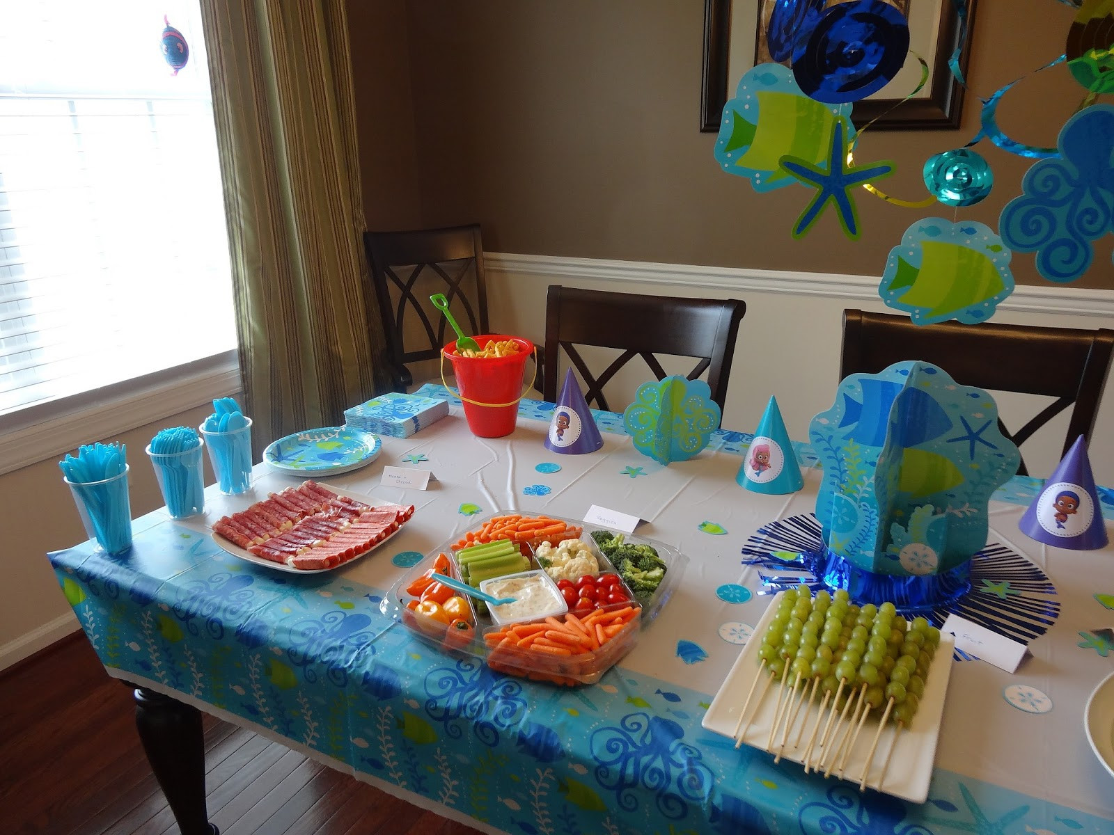 Best ideas about Bubble Guppie Birthday Party Ideas . Save or Pin Thoman House A Bubble Guppies Party Now.