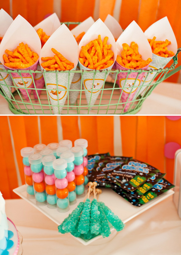 Best ideas about Bubble Guppie Birthday Party Ideas . Save or Pin Cheerful Bubble Guppies Party Ideas Hostess with the Now.