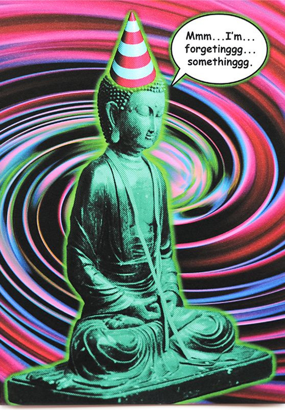 Best ideas about Buddha Birthday Wish . Save or Pin Funny Buddha belated birthday card is crafted in Now.