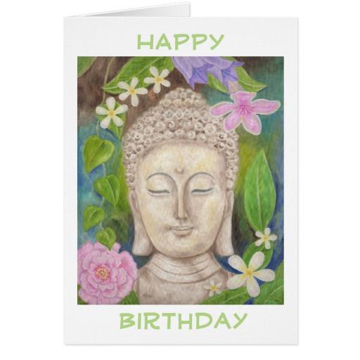 Best ideas about Buddha Birthday Wish . Save or Pin Buddha Flower happy birthday card Now.