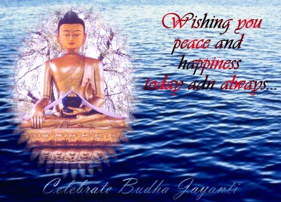 Best ideas about Buddha Birthday Wish . Save or Pin 30 Beautiful Buddha Purnima Greeting Now.