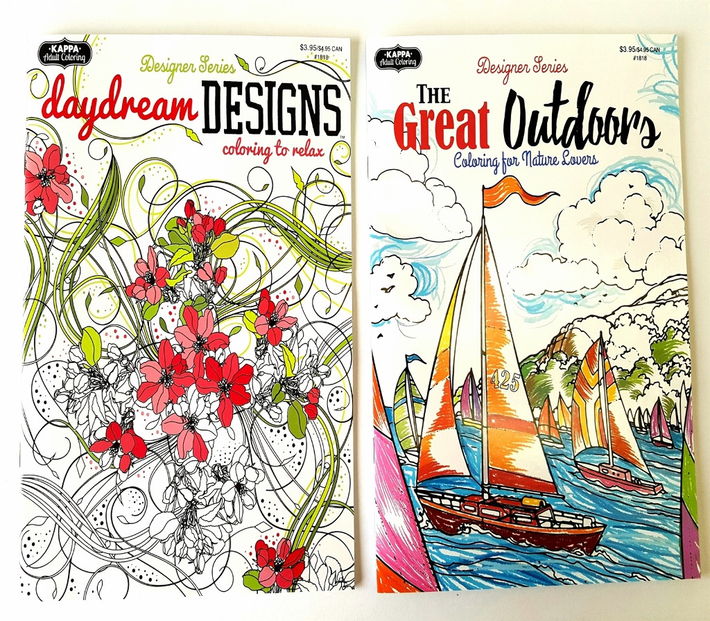 Best ideas about Bulk Adult Coloring Books . Save or Pin Wholesale Adult Coloring Book Great Outdoors Daydream Now.