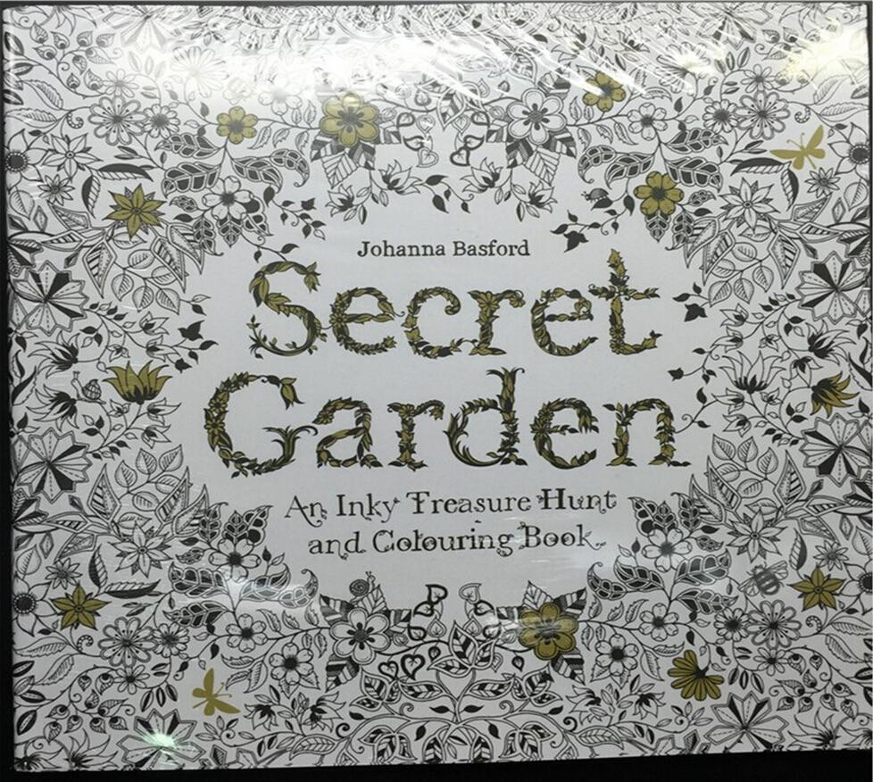 Best ideas about Bulk Adult Coloring Books . Save or Pin Secret Garden Adult Coloring Book Bulk Enchanted Forest Now.