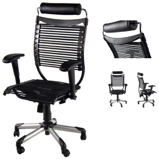 Best ideas about Bungee Office Chair . Save or Pin Executive fice Chairs Seatability J 802FAS Bungee Band Now.