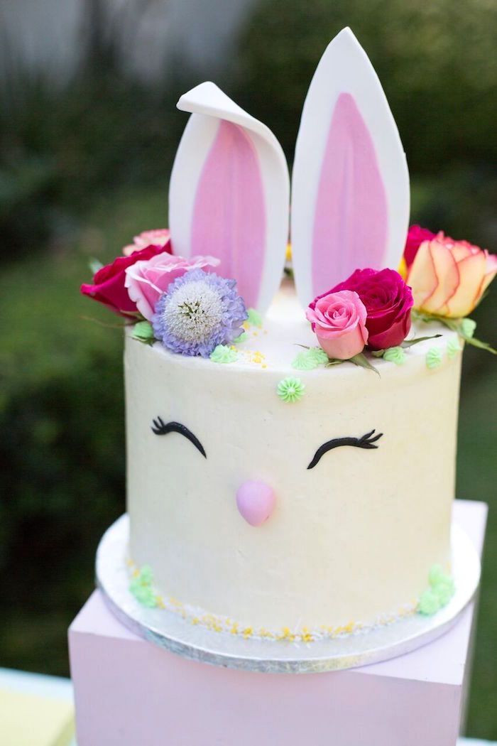 Best ideas about Bunny Birthday Cake . Save or Pin Best 25 Easter bunny cake ideas on Pinterest Now.