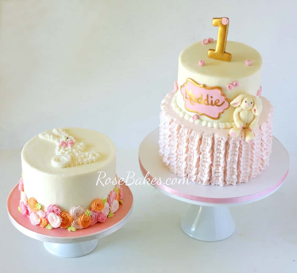 Best ideas about Bunny Birthday Cake . Save or Pin What I ve Been Doing the Past Two Weeks Sick Kids Now.