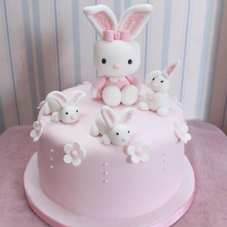 Best ideas about Bunny Birthday Cake . Save or Pin 40 best images about Bunny Birthday Cake on Pinterest Now.