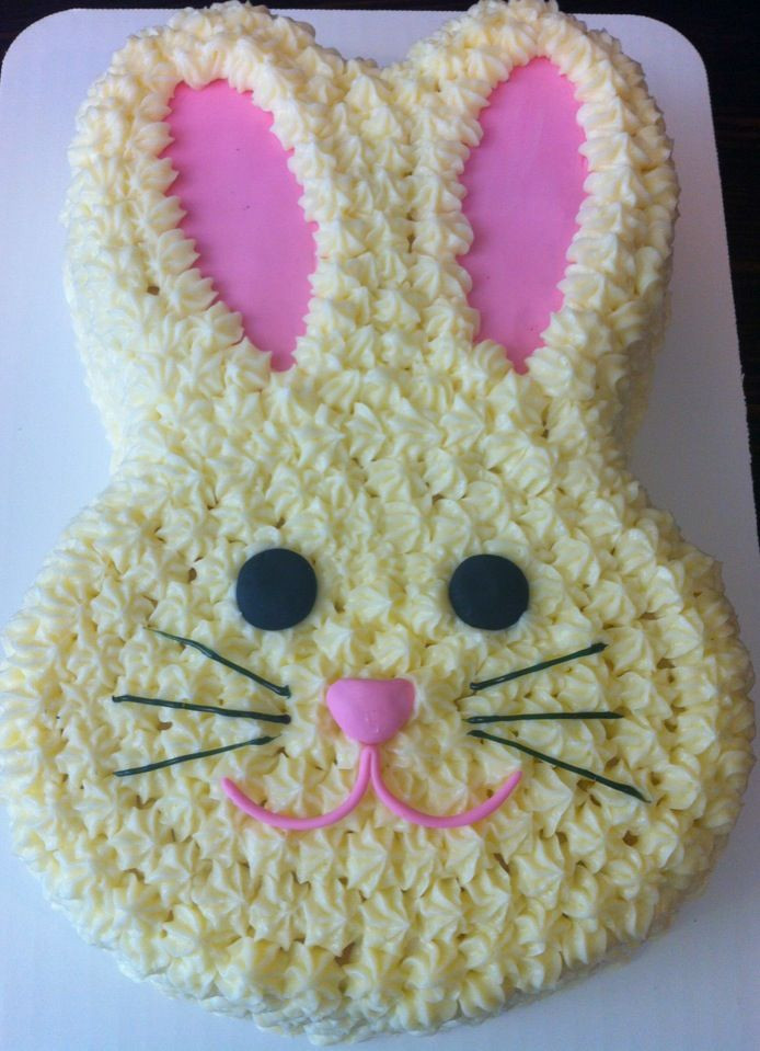 Best ideas about Bunny Birthday Cake . Save or Pin Best 25 Rabbit cake ideas on Pinterest Now.