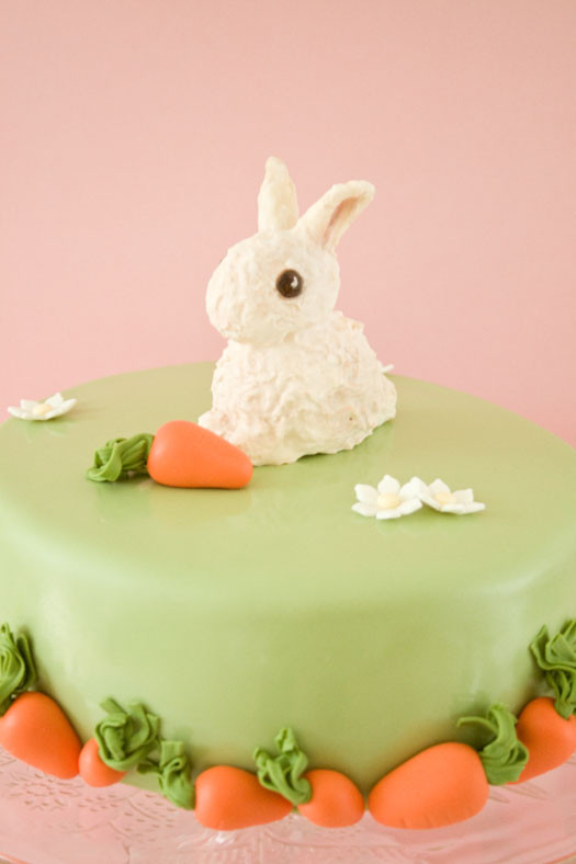 Best ideas about Bunny Birthday Cake . Save or Pin Bunny birthday cake • CakeJournal Now.