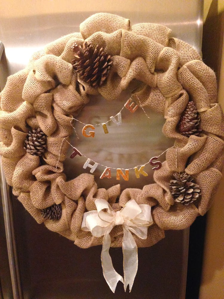 Best ideas about Burlap Wreath DIY . Save or Pin The Bubbly Hostess DIY Burlap Wreath Now.