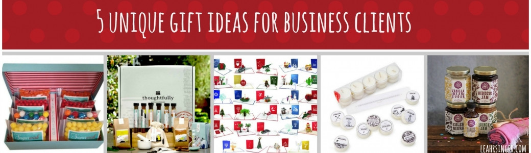 Best ideas about Business Gift Ideas For Clients . Save or Pin 5 Unique Gift Ideas for Business Clients Now.