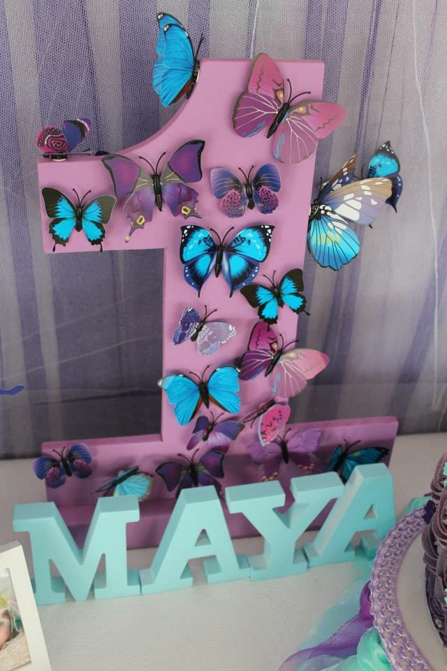 Best ideas about Butterfly Birthday Decor . Save or Pin Best 25 Purple butterfly ideas on Pinterest Now.