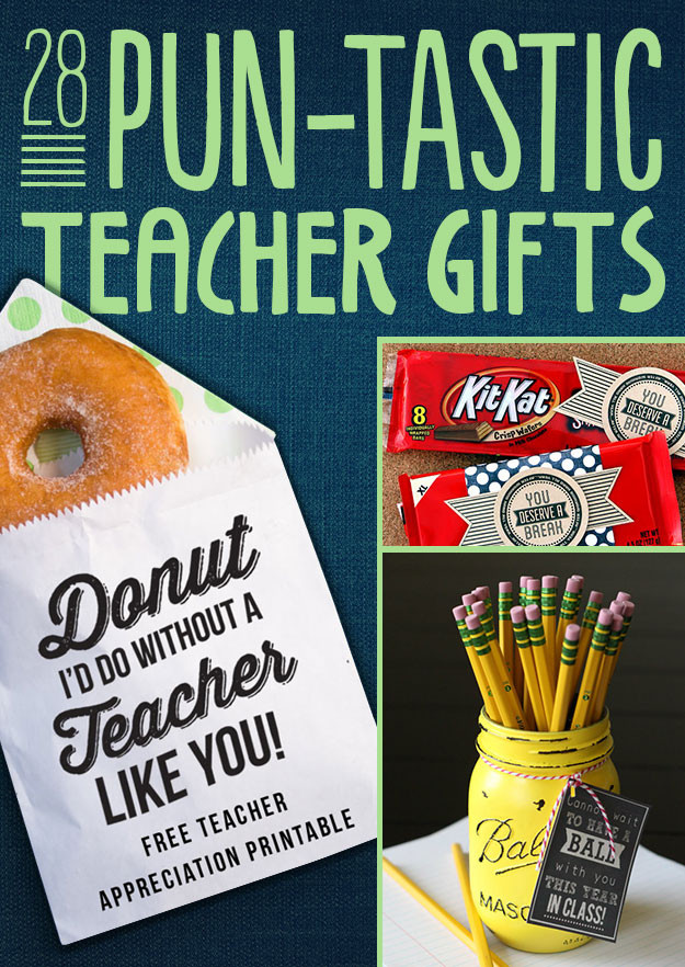 Best ideas about Buzzfeed Gift Ideas . Save or Pin 28 Pun Tastic Teacher Gifts Now.