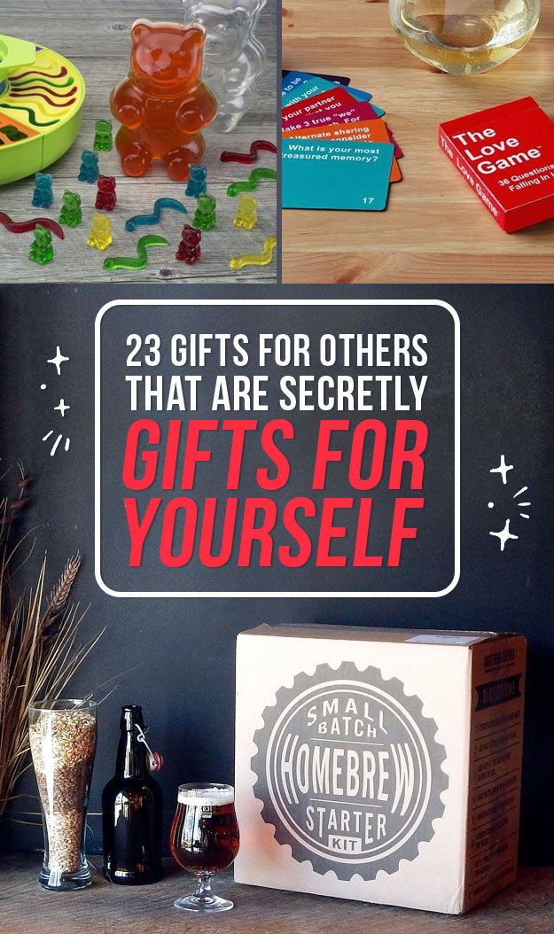 Best ideas about Buzzfeed Gift Ideas . Save or Pin 23 Gifts For Others That Are Secretly Gifts For Yourself Now.