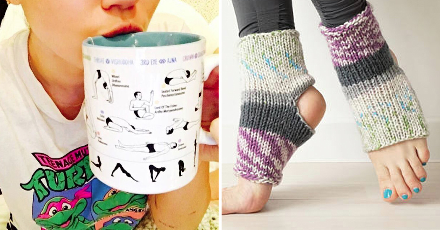 Best ideas about Buzzfeed Gift Ideas . Save or Pin 25 Gifts For People Who Love Yoga Now.